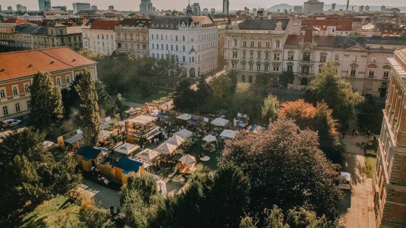 Yes Feel Good Festival premijerno nastupa na zelenoj pozornici Strossmayerovog trga