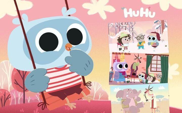 Nova animirana serija za najmlađe Juhu, na male ekrane stiže HuHu!