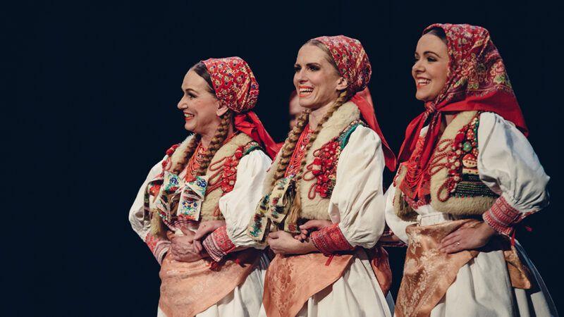Ansambl LADO slavi 71. rođendan koncertima u Zagrebu