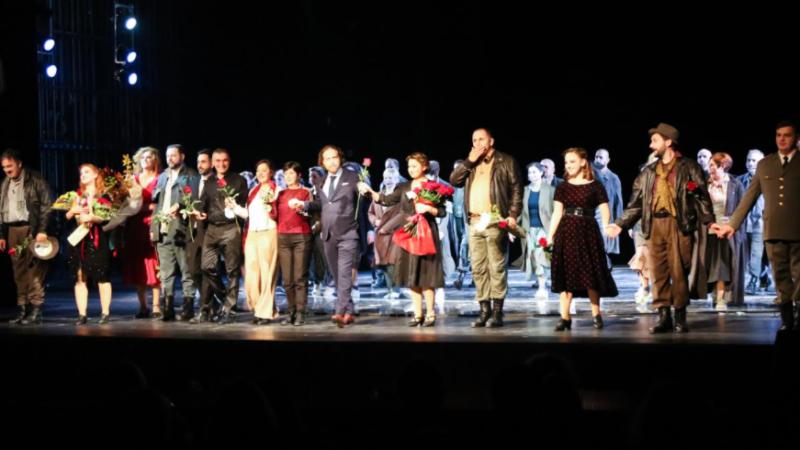 Premijerno izvedenu operu Carmen publika je nagradila dugotrajnim aplauzom
