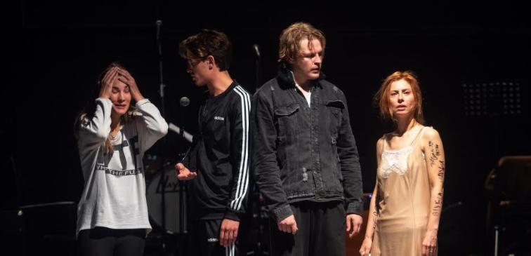 """Premijera predstave """"Nepoznata iz Seine"""" u režiji Rajne Racz feat Porto Morto"""