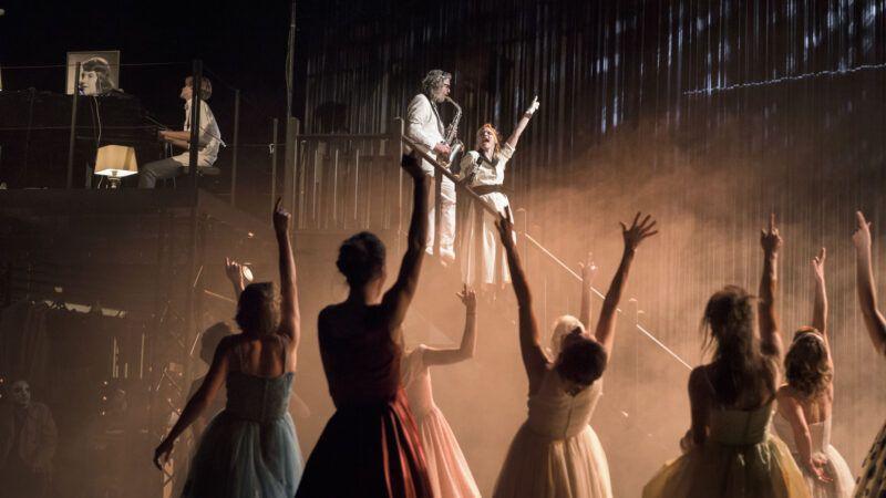 Belgijska predstava Sylvia gostovala na Festivalu svjetskoga kazališta