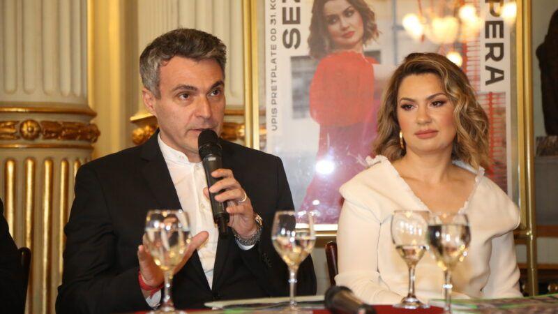 Tradicionalni program 'Ususret premijeri' predstavlja opernu premijeru 'Carmen'