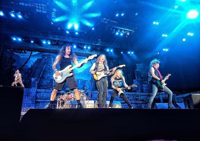 Iron Maiden stiže u Zagreb 2021.
