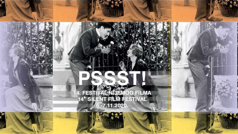 Počinje 14. PSSST Festival nijemog filma u Centru za kulturu Trešnjevka