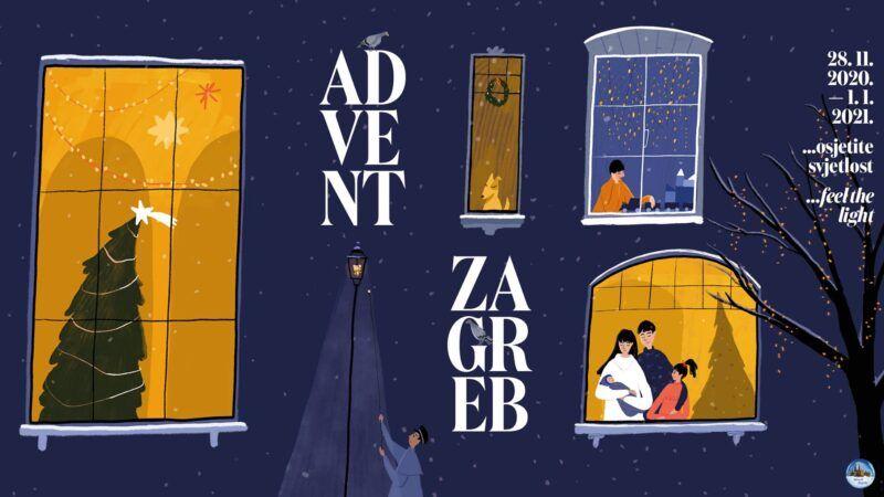 Advent u Zagrebu: Prigodni prigrami očuvat će duh najboljeg božićnog sajma u Europi