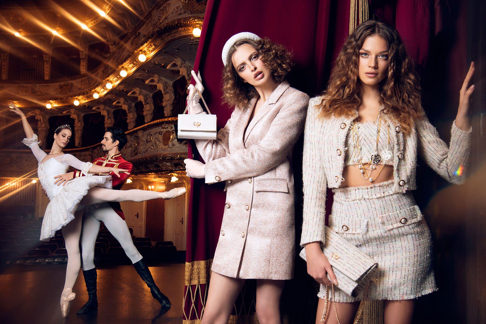 HNK i dizajnerski dvojac ELFS u jedinstvenoj su suradnji zakoračili u čarobni božićni svijet baleta Orašar