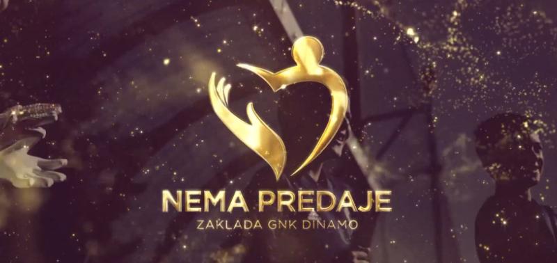 GNK Dinamo osnovao humanitarnu zakladu 'Nema predaje' s ciljem promicanja jednakih mogućnosti i pružanja pomoći socijalno ugroženim skupinama