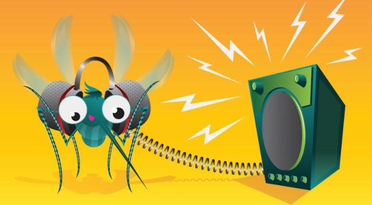 Radioigra Malac Komalac u online srijedi Žar ptice