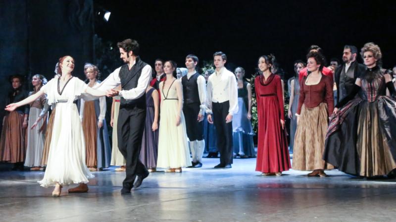 Dugotrajni aplauz oduševljene premijerne publike na praizvedbi baleta Ponos i predrasude