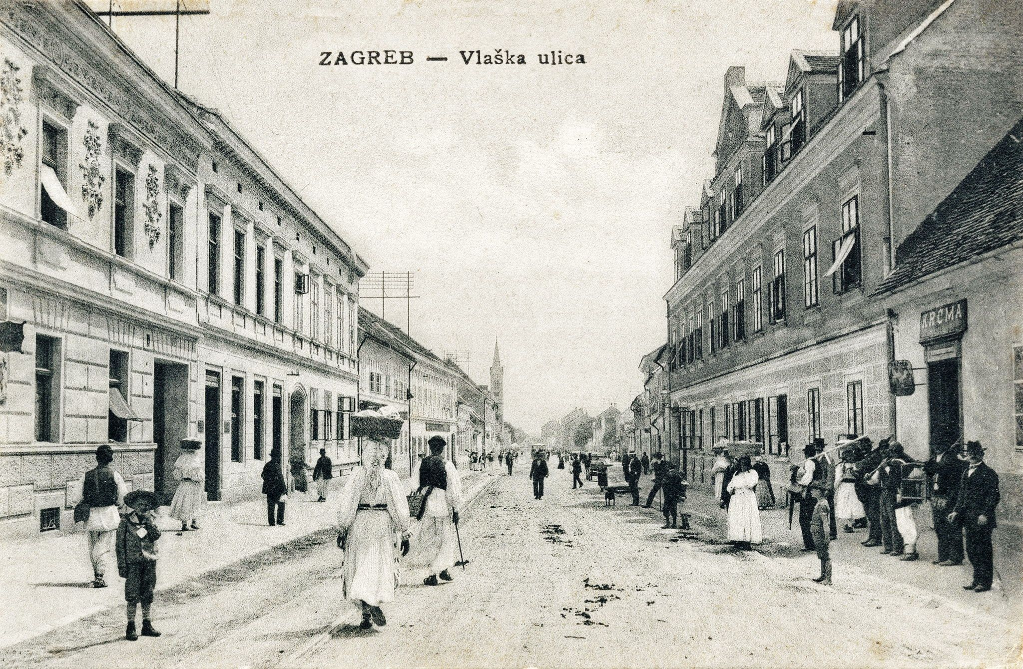 Otvorenje izložbe 'U gostima povijesnom središtu Zagreba'