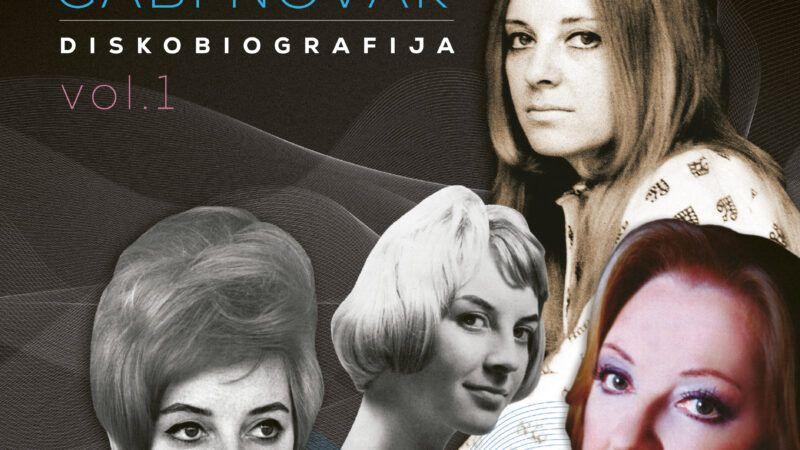 U prvom box setu Diskografija glazbene dive Gabi Novak 23 pjesme objavljene prvi put
