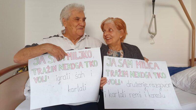 Samo jednim pismom usrećit ćete korisnike Obiteljskog doma za starije i nemoćne u Zagrebu
