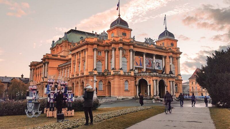 HNK u Zagrebu otkazalo sve izvedbe 'Orašara' u ovoj sezoni