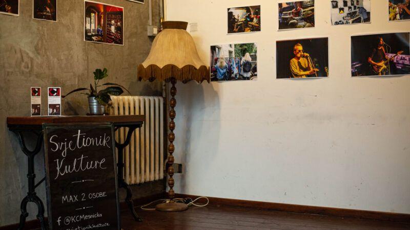 Svjetionik kulture u KC Mesnička: Simbol kulture koja na mrak odgovara svjetlom, a na letargiju glasnim pristupom