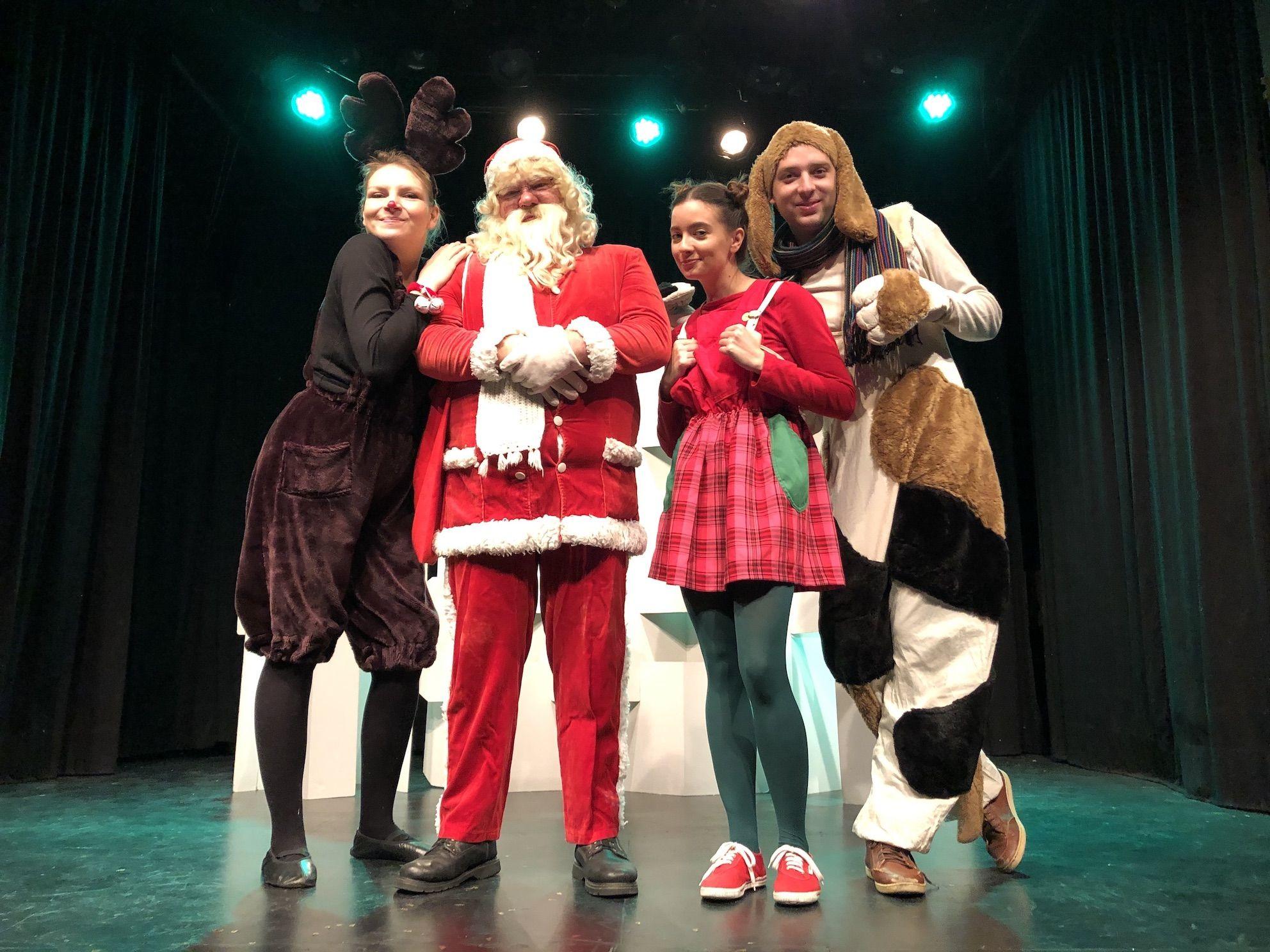 Teatar Tirena donosi online božićnu predstavu