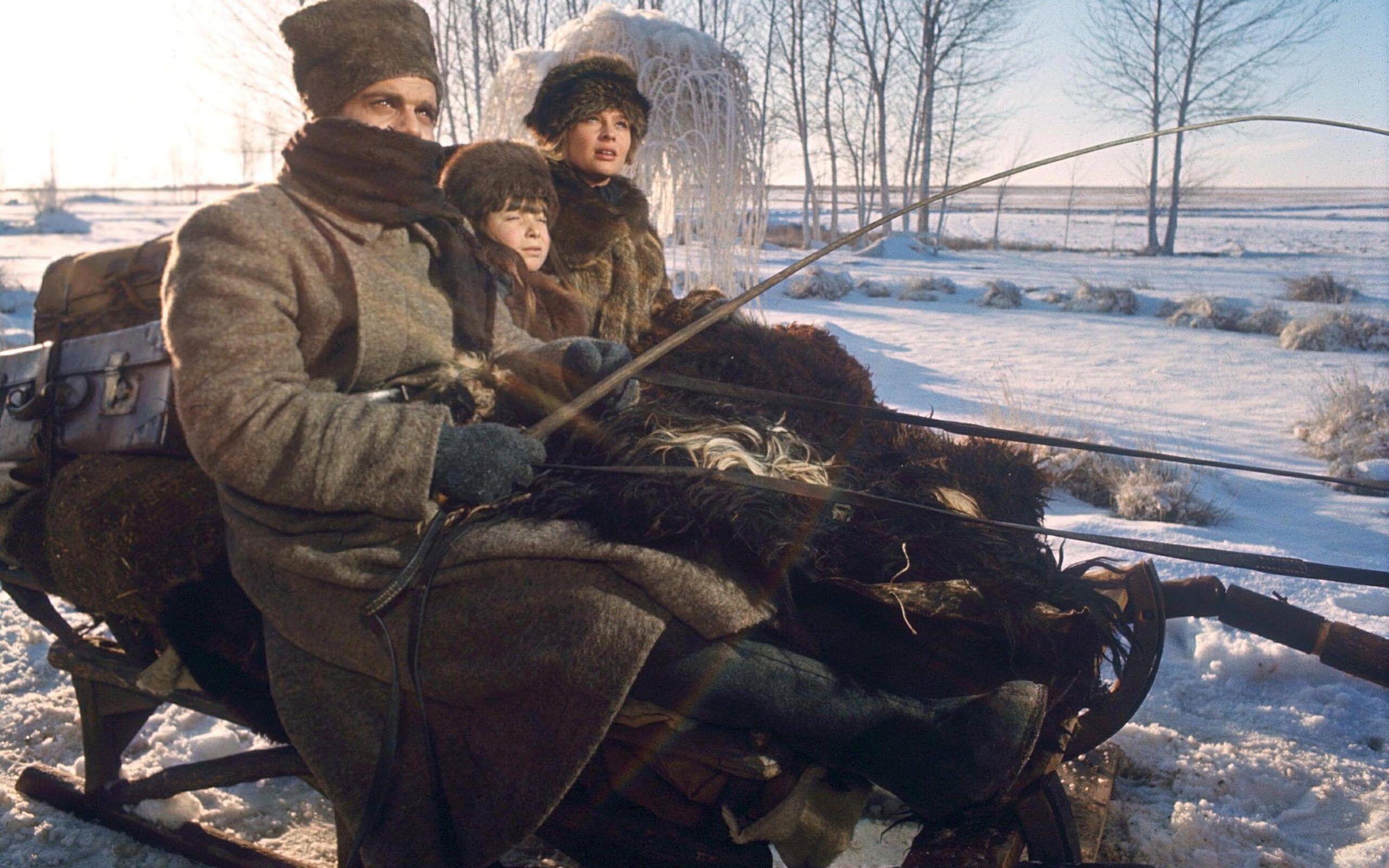 Ciklus filmova inspiriranih zimom u Kinoteci se nastavlja snježnim napeticama i epovima