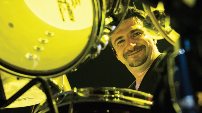 Jedan od najboljih regionalnih bubnjara Dado Marinković singlom 'Endless Day' najavio prvi solo album