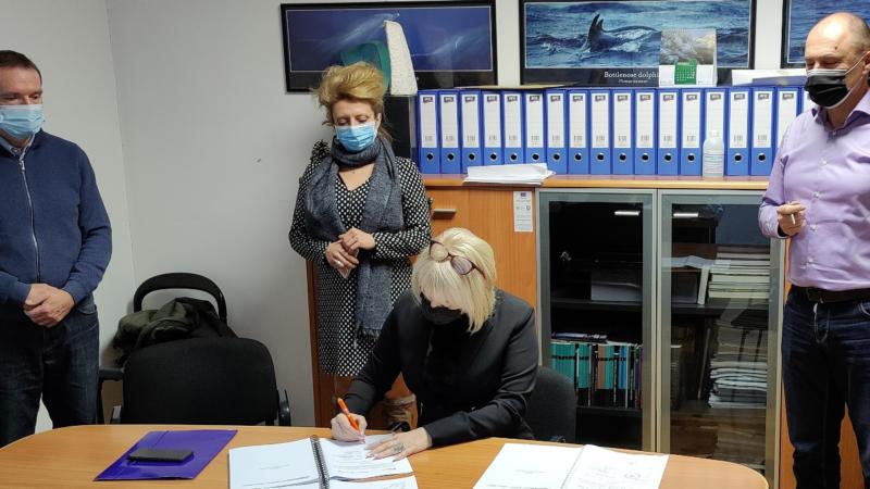 Potpisan ugovor o dodjeli bespovratnih sredstava vrijedan 69 milijuna kuna