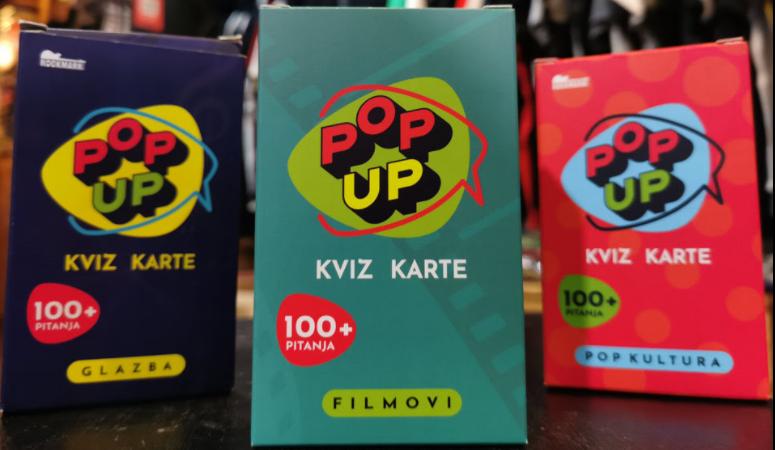 Rockmark donosi Pop-up kviz karte za prave filmoljupce