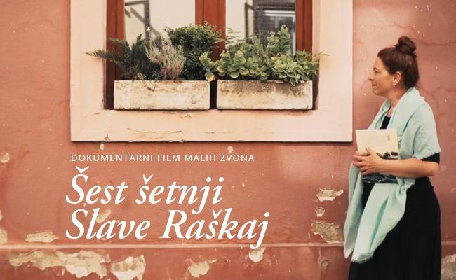Edukativno-dokumentarni film o Slavi Raškaj
