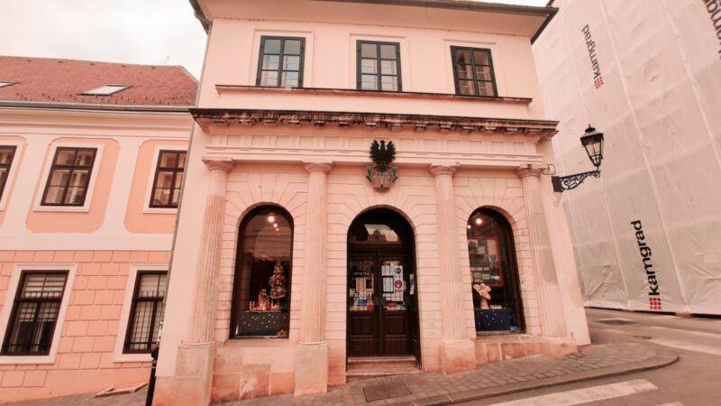 K crnom orlu: Povijest najstarije gradske ljekarne