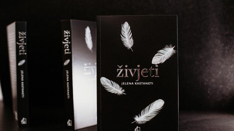 Tisuće pratitelja u euforiji: Mlada spisateljica Jelena Kastaneti izdala novi roman i oborila prodajne rekorde