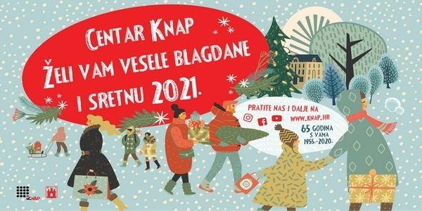 Uživajte u božićnom ugođaju uz Knapov božićni koncert