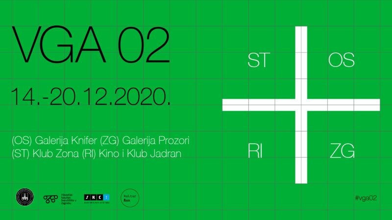 VGA02 otvara simultanu izložbu na četiri lokacije