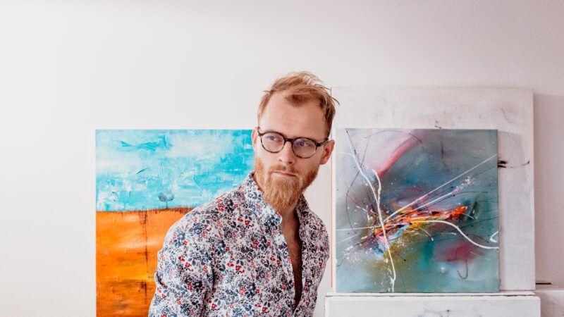 Kristijan Gradečki: Kad si kreativac onda sve oko sebe doživljavaš  kroz dimenziju koja je jednostavna za tebe, a teško shvatljiva za nekog drugog