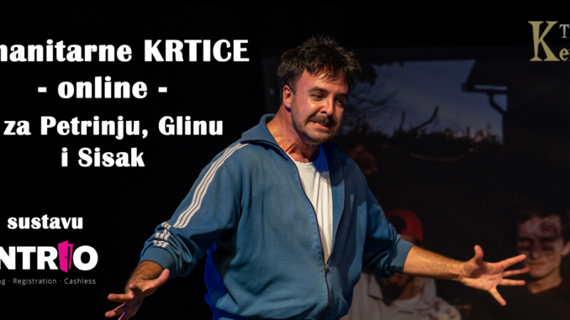 Humanitarna online predstava Teatra Kerekesh: 'Krtice'