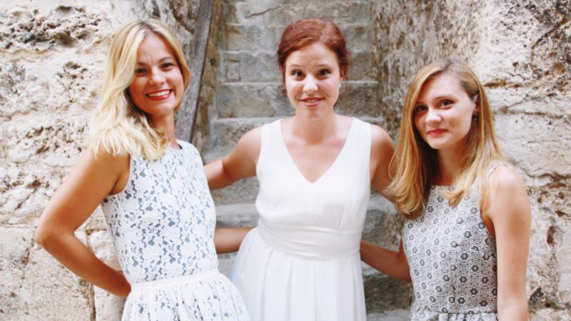 Mlade glazbenice iz sastava Trio Lur izdale svoj prvi album 'Cor mundum'