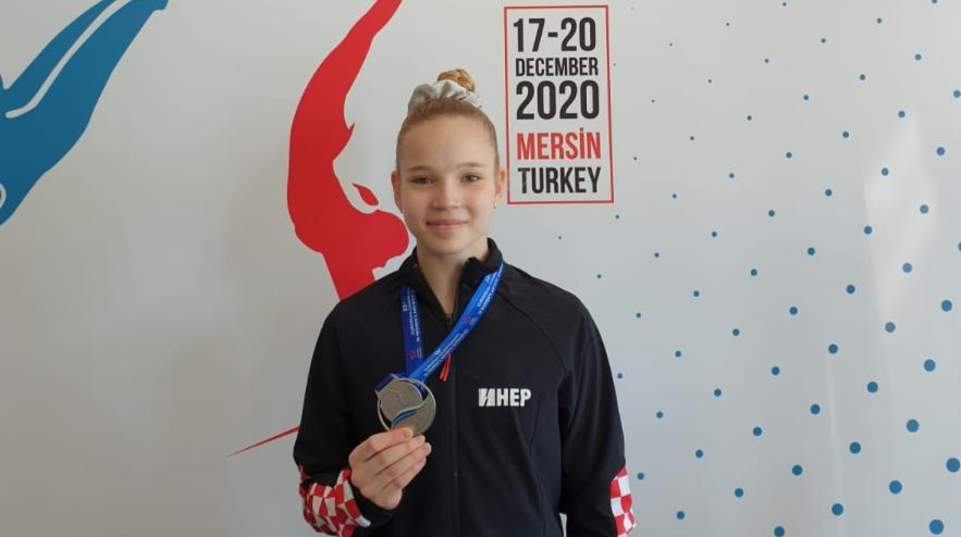 Sara Šulekić: Gimnastika je jedina ljubav na prvi pogled