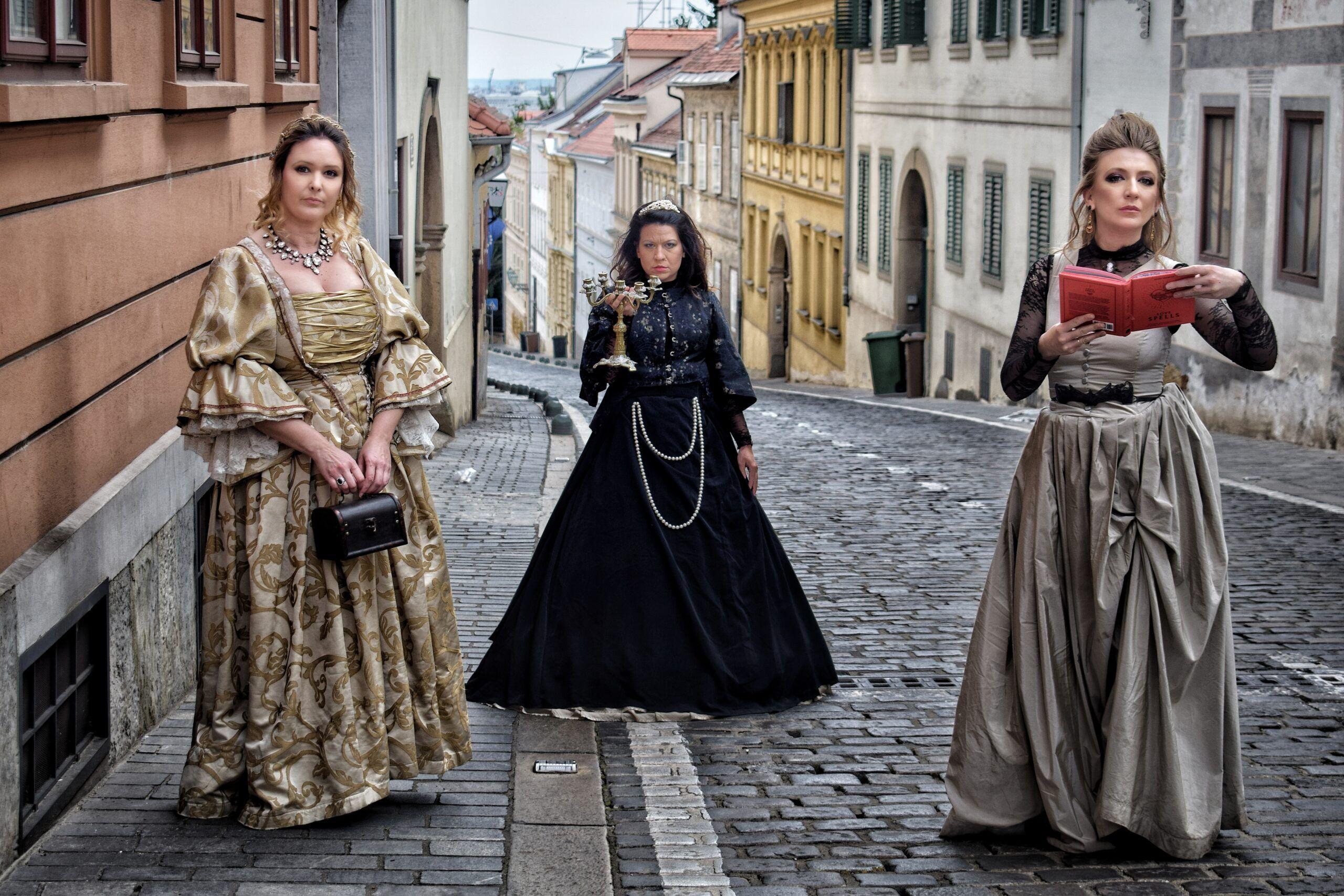 Neznane junakinje: Nova tura Gornjogradskih coprnica