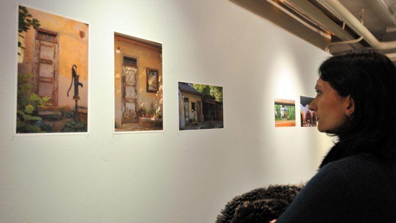 Otvorenje izložbe 'Trešnjevka za 10' u Galeriji Modulor