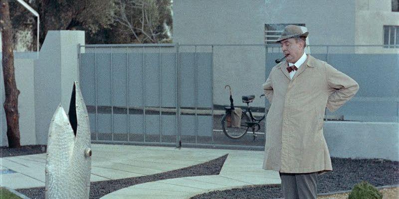 Suptilna komika Jacquesa Tatija u kinu Tuškanac