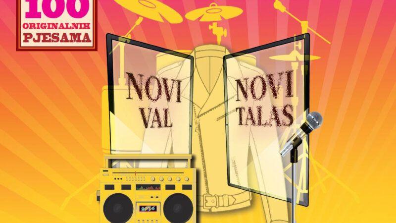 Edicija 100 originalnih pjesama bogatija za novo izdanje: Novi val