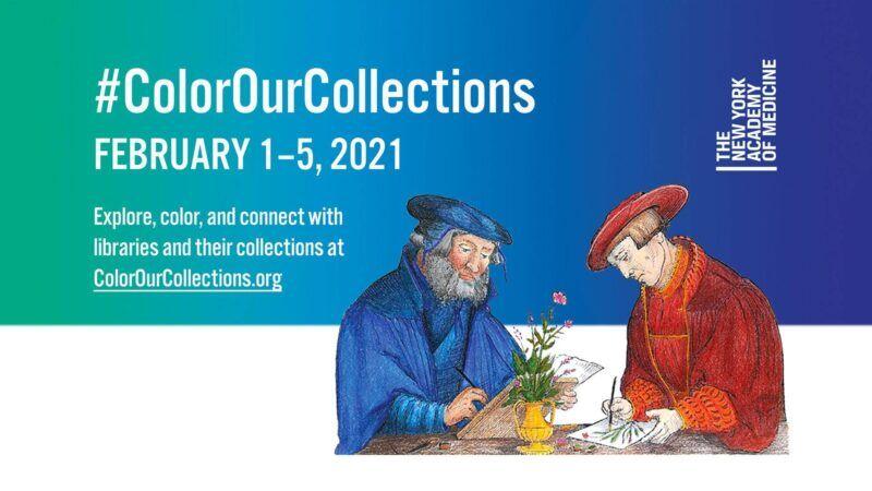 Istražite i obojite vrijedna djela iz fonda Nacionalne i sveučilišne knjižnice u Zagrebu