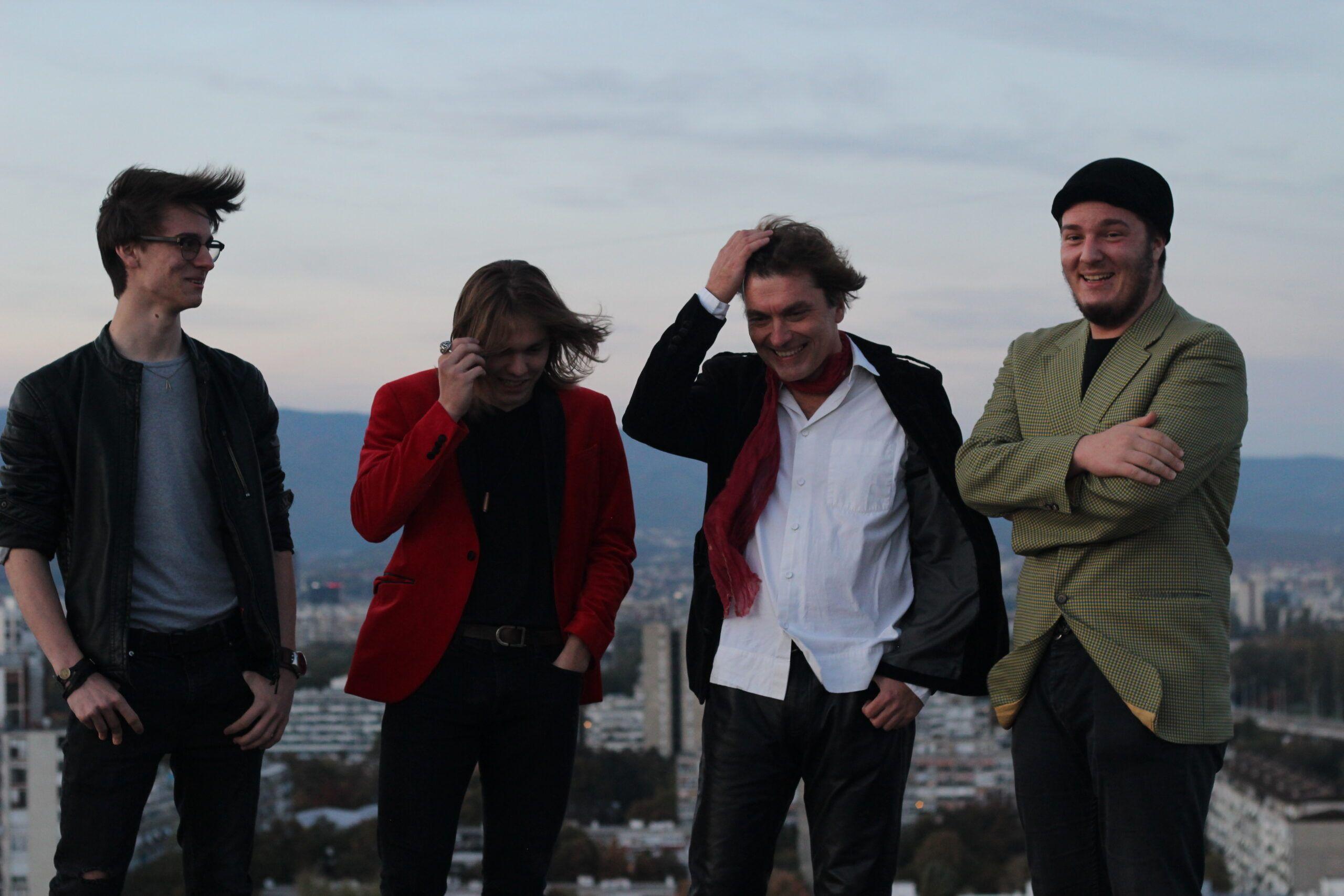 '1-2-3' je nova pjesma benda koji je budućnost zagrebačkog rocka