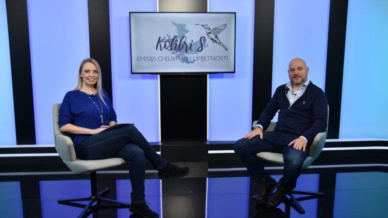 U emisiji KolibriS ovaj tjedan gostuje poznati hrvatski kazališni, filmski i televizijski glumac René Bitorajac