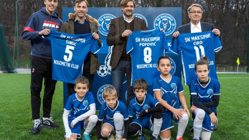 Nova mladost slavne nogometne akademije