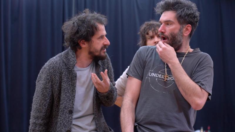 Počele probe za premijeru predstave 'Revizor' Nikolaja Vasiljeviča Gogolja u režiji Sergeja Potapova