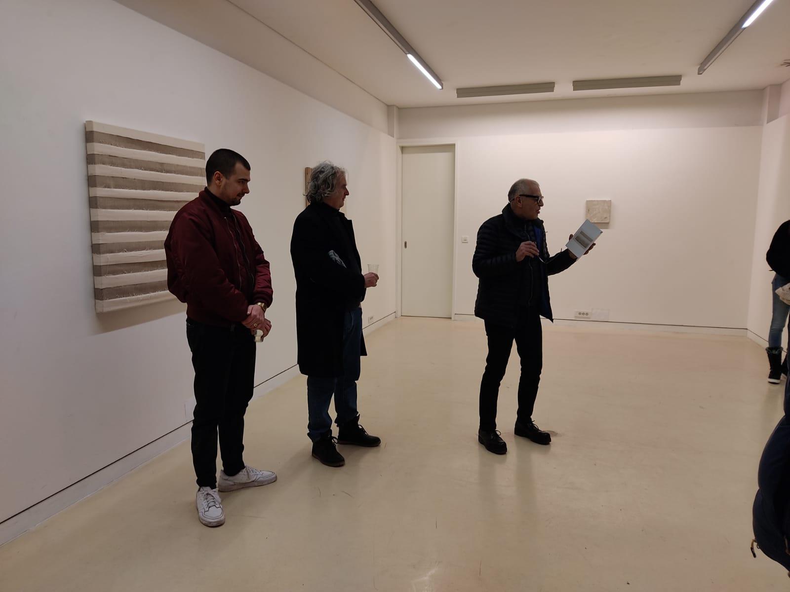 Dominantni minimalizam u novim radovima umjetnika Nikice Jurkovića