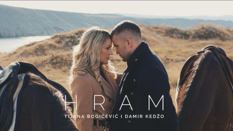 Damir Kedžo & Tijana Bogićević: Volite se ljudi i kada nađete Hram ljubavi čuvajte ga svim srcem