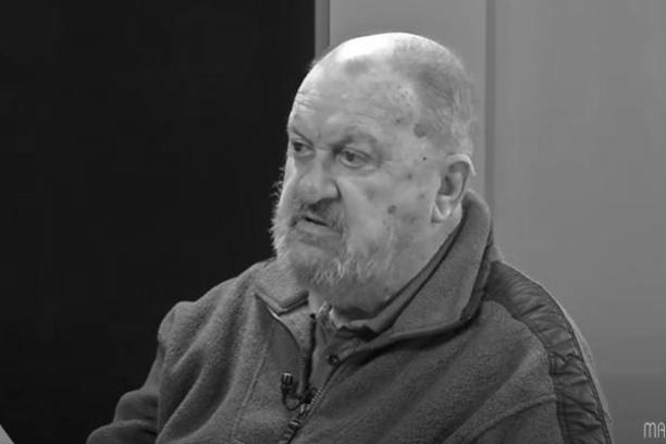Preminuo akademski slikar Milutin Dedić: Arsenov brat izgubio bitku za život