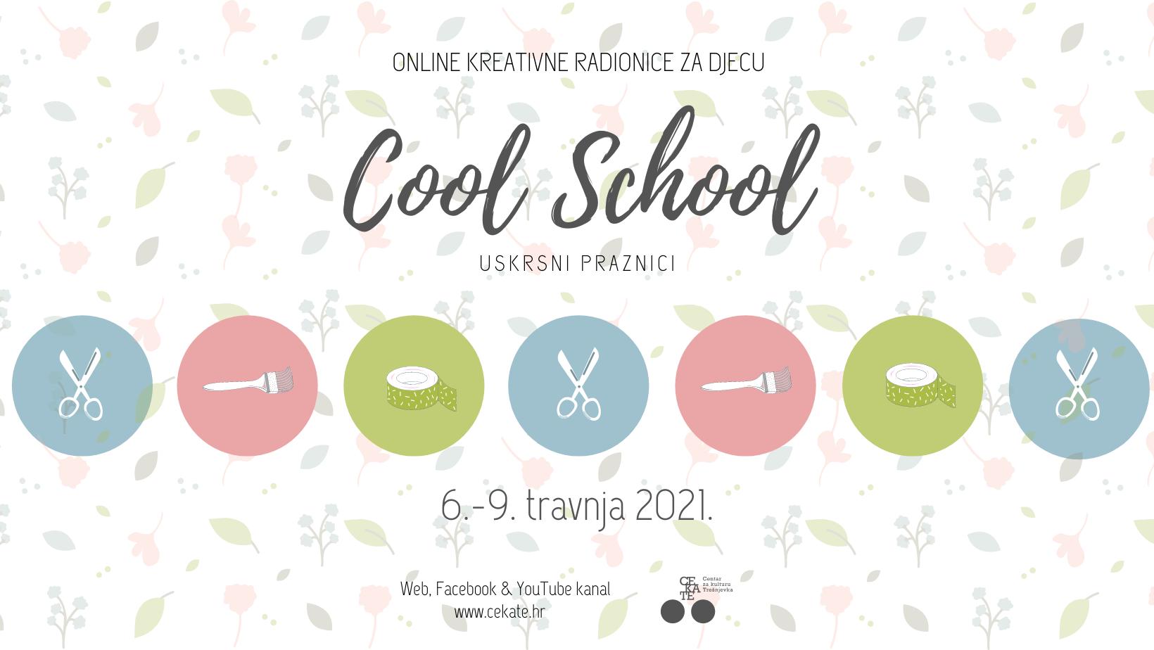 Besplatne online radionice za djecu za vrijeme školskih praznika