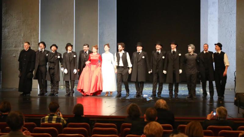 Održana premijera predstave Revizor u Hrvatskom narodnom kazalištu
