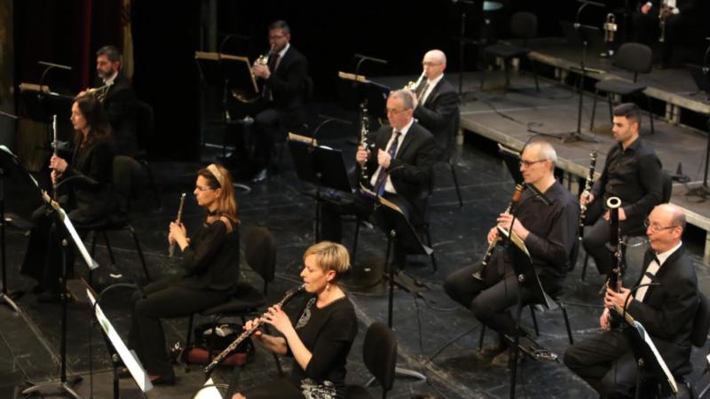 Simfonijski koncert Opere HNK u Zagrebu
