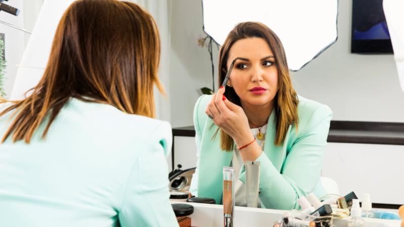 Nakon 19 godina rada, zagrebačka vizažistica odlučila pokrenuti svoju školu šminkanja