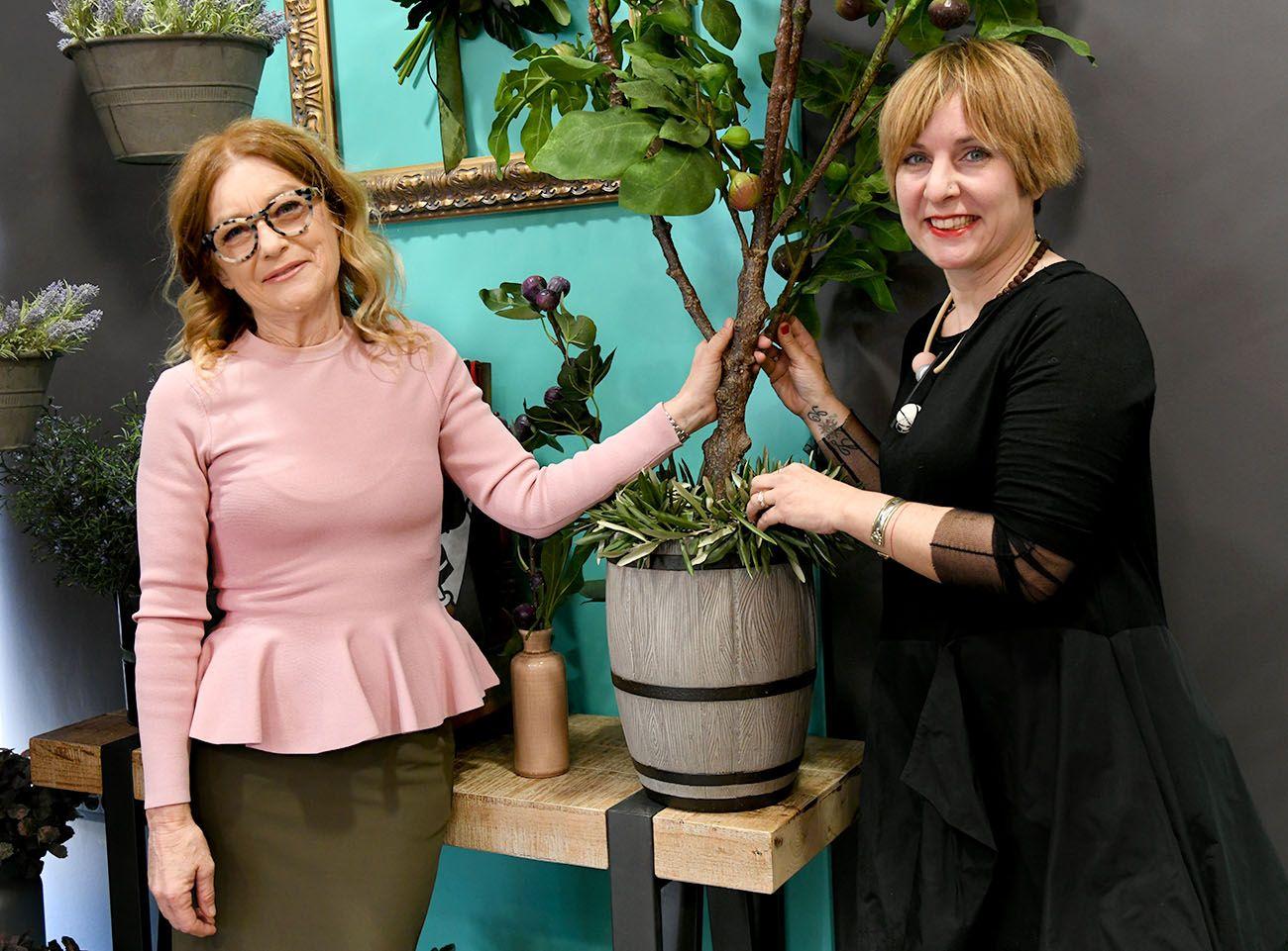 Nevjerojatna priča Zagorke i Christine: Ljubav prema cvijeću i slasticama pretvorile u zajednički posao